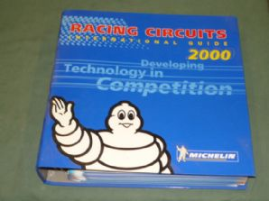 RACING CIRCUITS INTERNATIONAL GUIDE 2000 - Michelin ( 2000)
